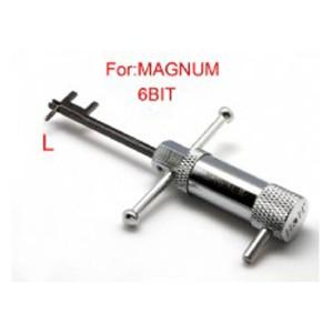 AGNUM New Conception Pick tool (Left Side)FOR MAGNUM 6BIT