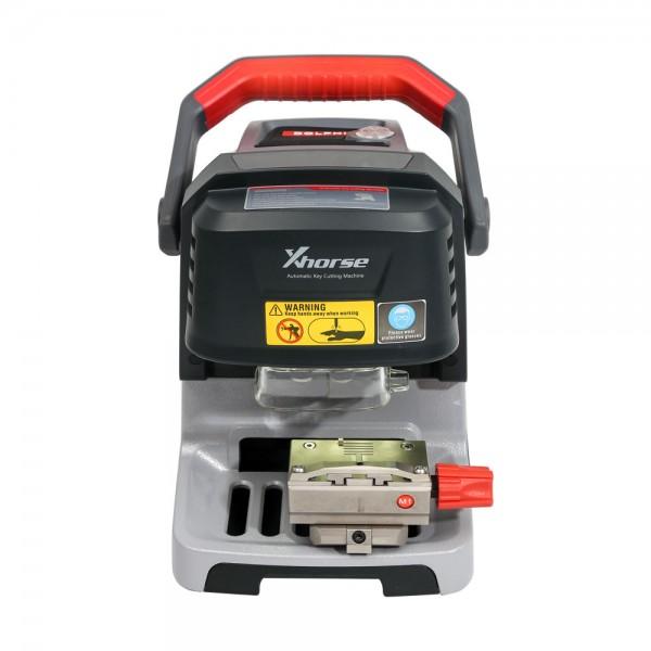 Xhorse Condor Dolphin Key Cutting Machine V1.0.7 Works on Phone Application Via Bluetooth