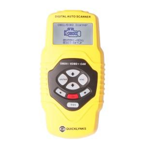 Auto Scanner OBDII EOBD JOBD Can Car Scanner T51 Online Update Support Multi-languages
